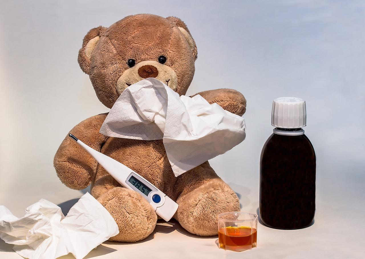 Bronchiolite et allaitement