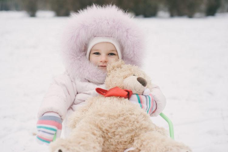 Affronter le froid avec bébé