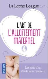 Livre sur l'art de l'allaitement maternel